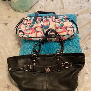 Coach Handbags $ 50.00 Each for Sale in Phoenix, AZ