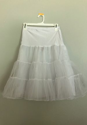 Short petticoat, underskirt, slip size Medium for Sale in Vancouver, WA