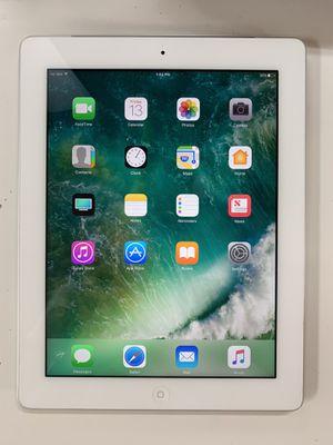 Ipad 4th gen 9.7 inch 32GB wifi + 4G Cellular unlocked - $130 firm price for Sale in Seattle, WA