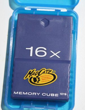 Game Cube/ Mad Catz 16X memory for Sale in Kissimmee, FL