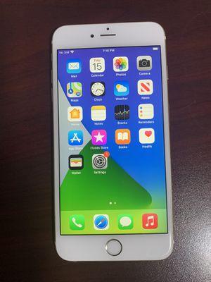 Unlocked iPhone 6 Plus 128GB Telcel Tigo T-Mobile Verizon Metro Cricket AT&T for Sale in Pomona, CA