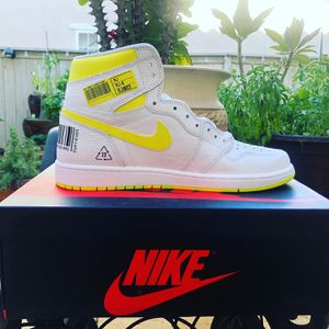 (New)(unopened) (11.5)Air Jordan 1 Retro High OG GS First Class Flight for Sale in Upland, CA