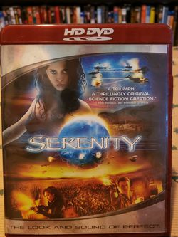 Serenity HD DVD for Sale in Seabrook,  TX