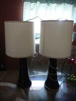 2 Lamps for Sale in Las Vegas, NV