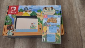 Animal crossing, Nintendo switch for Sale in Hillsboro, OR