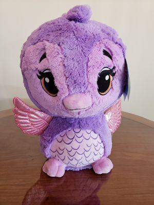 "Spin Master Hatchimals Large Big Jumbo Plush Stuffed Animal purple 23"" in for Sale in Aventura, FL"
