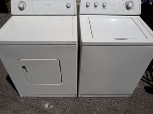 WHIRLPOOL WASHER AND DRYER COMMERCIAL QUALITY for Sale in Virginia Beach, VA