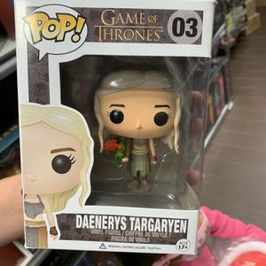 Daenerys Targarayen Funko Pop for Sale in El Paso, TX