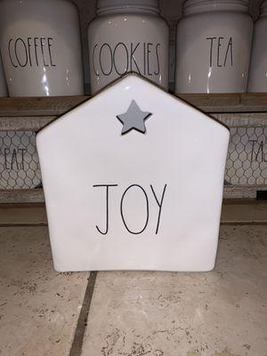 Rae Dunn Joy Christmas for Sale in Fresno, CA
