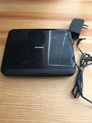 Phillips portable DVD player for Sale in Kent, WA