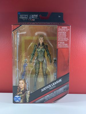 "Dc Multiverse Aquaman Mera Justice League 6"" Action Figure for Sale in Sunny Isles Beach, FL"