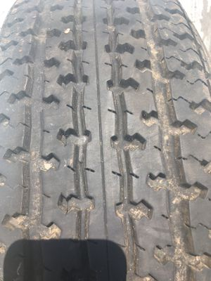 St 205/75/14 trailer tires set of 4 for Sale in Mount Wolf, PA