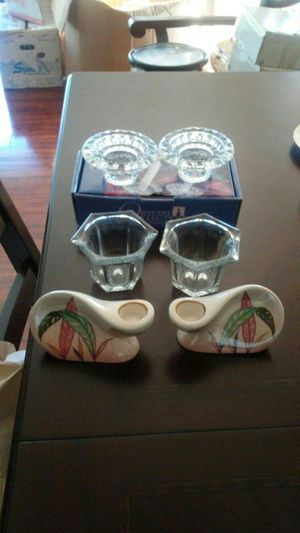 6 Candle Holders for Sale in Sebring, FL