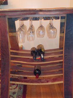 Wine Barrel Tasting Table for Sale in Lorton,  VA