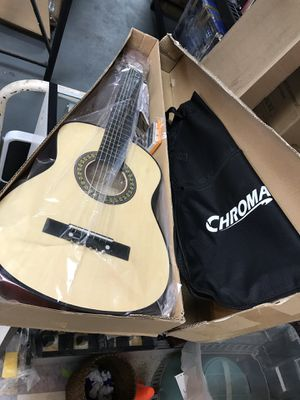 Kids guitar NEW with accessories for Sale in Poway, CA