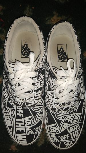 Vans off the wall. Size 11 for Sale in Tyler, TX