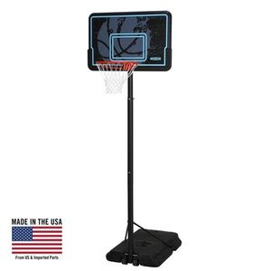 Lifetime Adjustable Portable Basketball Hoop (44-Inch Impact), for Sale in Houston, TX