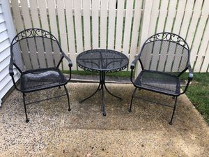 Patio set for Sale in Monroe Township, NJ