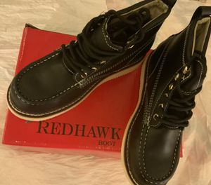 REDHAWK Mocc Toe BOOT for Sale in Hammond, IN