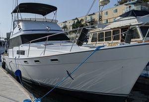 38' Bayliner 3870 Motor Yacht + tender for Sale in Marina del Rey, CA