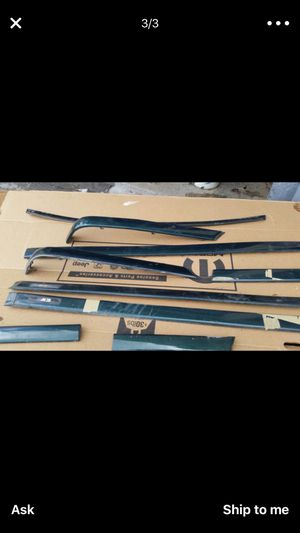 E36 m3 moldings for Sale in Queens, NY