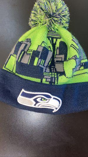 Seattle Seahawks beanie for Sale in Kent, WA