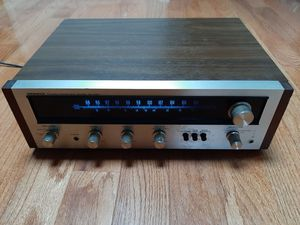 Vintage Pioneer Stereo SX-424 Wood Grain Stereo Receiver for Sale in West Springfield, VA