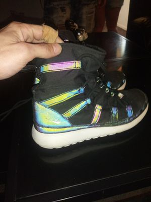 Nike high top sneaker boots for Sale in Columbus, OH