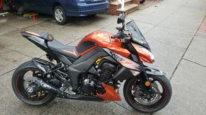 12 kawasaki z1000 motorcycle,bike, for Sale in Berkeley Heights, NJ