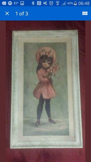 Orginal art pink easter bonnet for Sale in Ruston, LA