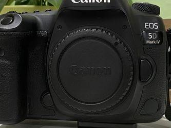 Canon 5D Mark iv for Sale in Phoenix,  AZ
