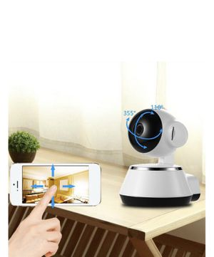 Wireless WiFi Baby Monitor Alarm Home Security IP Camera HD 720 Night Work for Sale in Bloomfield, NJ