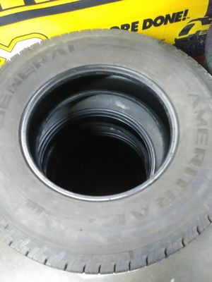 "17"" load tires/ trailer tires for Sale in Houston, TX"