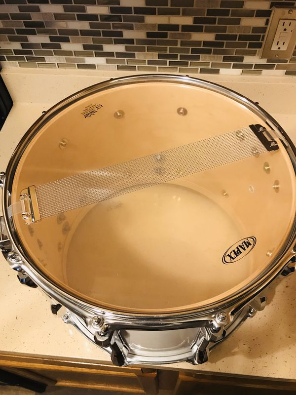 MAPEX qualifier deluxe snare drum