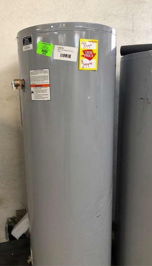 Smith water heater MQ8V for Sale in Fort Worth, TX