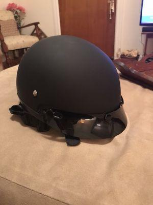 Black Motorcycle Helmet for Sale in Boston, MA