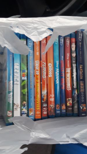 Disney movies for Sale in Fort Worth, TX