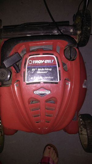 Lawn mower today only!!! for Sale in West Mifflin, PA