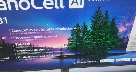 55 LG Nano Cell Smart TV for Sale in Novi,  MI