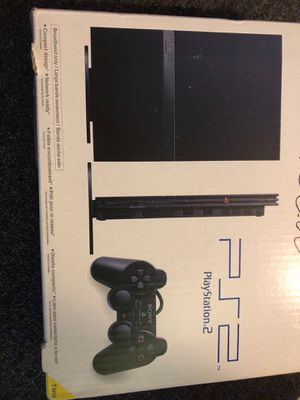 PS2 (for Parts) for Sale in Hialeah, FL