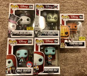 Funko POP Nightmare Before Christmas for Sale in Tacoma,  WA
