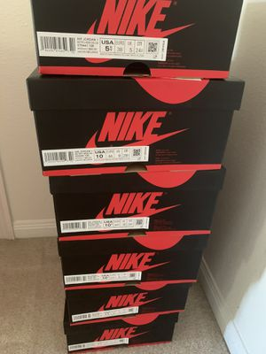 Jordan 1 Smoke Grey Sizes 10-11 for Sale in Sugar Land, TX