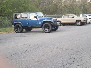2009 jeep wrangler sahara for Sale in Pawtucket, RI