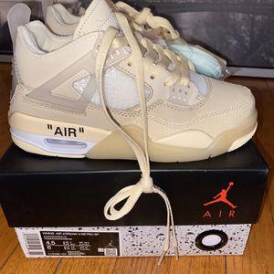 Air Jordan 4 Retro SP 4.5/6 for Sale in Suffield, CT