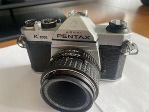 $150.00 lower Price, Vintage, Genuine Pentax Asahi Film Camera. for Sale in Arvada, CO