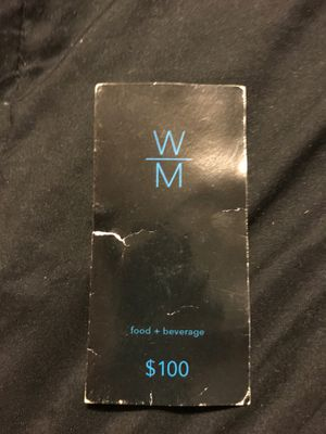 Whiskey Mistress $100 off coupon drinks and food for Sale in Marietta, GA