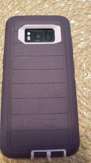Samsung galaxy s8 otter box case for Sale in Pedricktown, NJ
