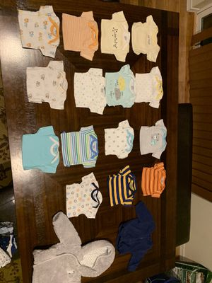 Newborn Onesie lot NWOT for Sale in Lacey, WA