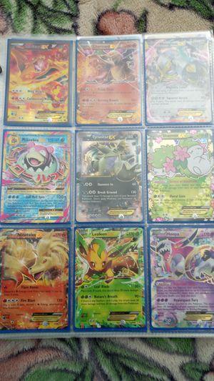 80 EX GX + 100 Holo Near Mint Pokemon Cards for Sale in Aurora, CO