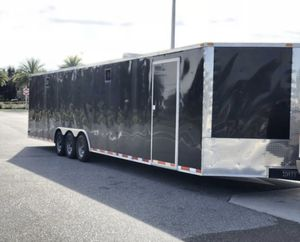 2016 Enclosed Trailer 34ft with A/C & POF for Sale in West Palm Beach, FL